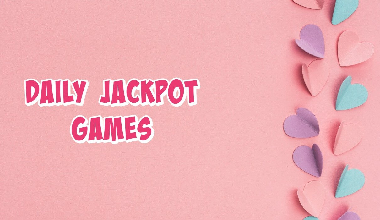 Join the Daily Jackpot Games to WIN Real Money - No Wagering Requirements EVER! Deposit and play in these special daily Jackpot rooms.