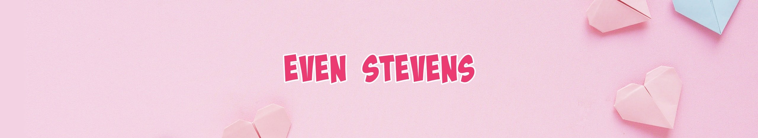 Even Stevens – our even odd online bingo room where every player has the same chance of winning the jackpot!
