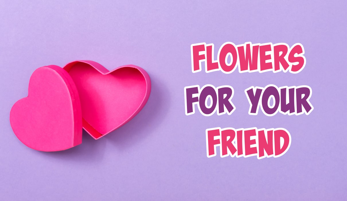 To celebrate international women's day, we'd like to surprise a woman of your choice with a bouquet of flowers!